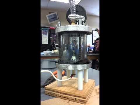 Nuclear Fusor Test 1