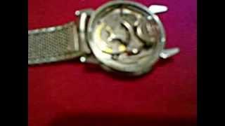 Reloj  TIMEX    Electric   DYNABEAT     ( Dial England) Funcionamiento