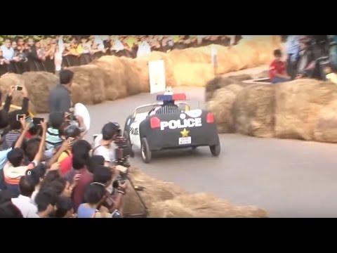 Red Bull Soapbox Race - Mumbai 2016 | John Abraham | Sonakshi Sinha