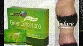 Green Coffe 1000 - جرين كافى