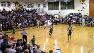 Isaiah Briscoe of St Benedict's Preparatory School - Freshmen Year Highlights