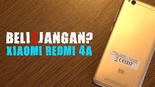 Download Video Alasan kenapa HARUS Dan JANGAN Beli Xiaomi Redmi 4A MP3 3GP MP4