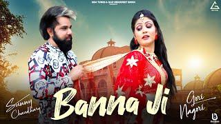 Gori Nagori : Banna Ji | Jyoti Jiya, Sunny Chaudhary | New Haryanvi Songs Haryanavi 2021
