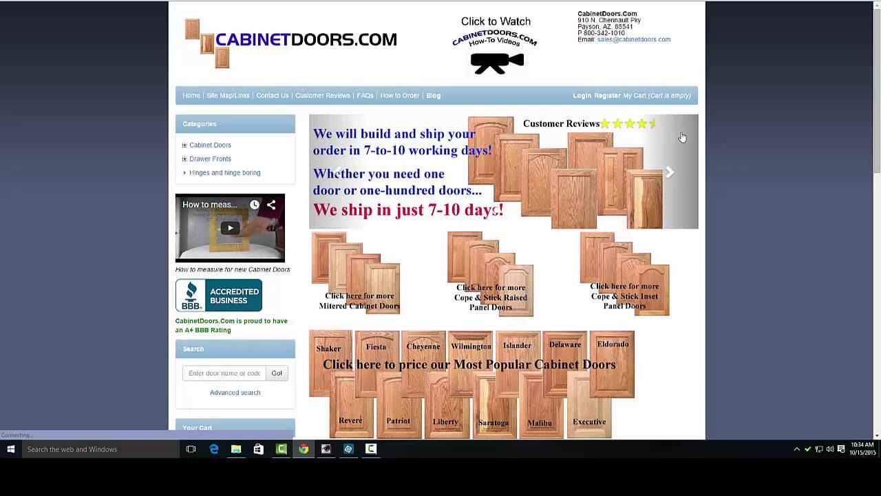 Superieur Cabinet Doors