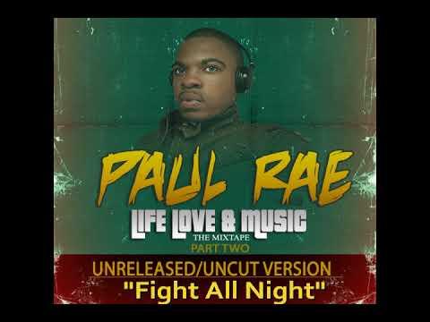 Paul Rae Music: Fight All Night