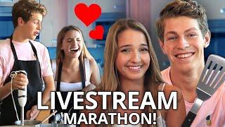 Count how many times Ben Azelart Surprises Lexi Rivera! | Make My Date Marathon