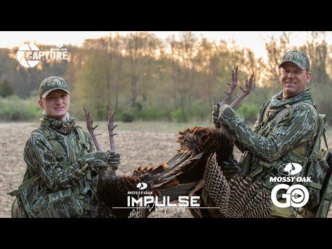 IMPULSE 6 - Kevin VanDam Turkey Hunting - Mossy Oak