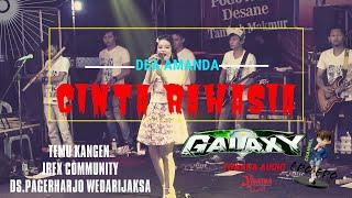 CINTA RAHASIA - DEA AMANDA - GALAXY MUSIK IREX COMMUNITY