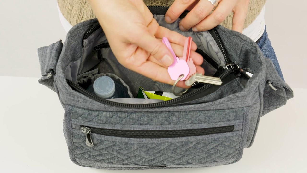413350a82728 Lug - Hopscotch Cross-Body Bag - YouTube