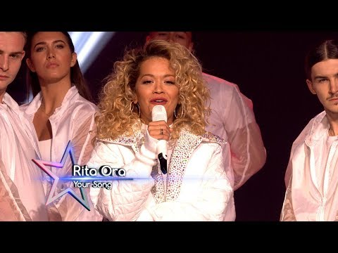 Rita Ora - 'Your Song / Lonely Together' (live at The Global Awards 2018)