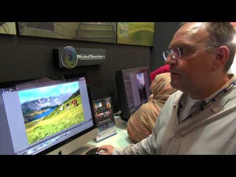 Photokina 2012 / CyberLink Präsentiert Mit PhotoDirector 4 Bildbearbeitungssoftware Für Apple MAC