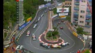 Monaco GP 2008 start