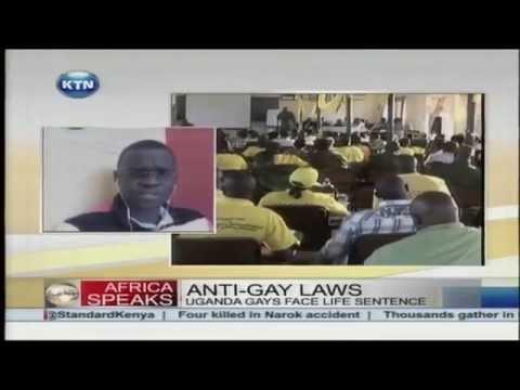 Africa Speaks: Anti-gay laws