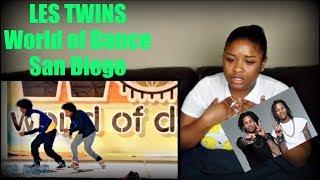 LES TWINS World of Dance San Diego 2010 WOD | YAK FILMS Reaction!