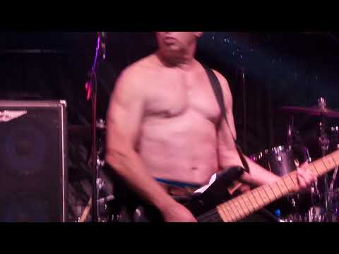 The Stranglers. Hampton Pool. 6/7/18