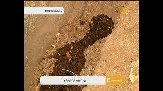 Жалдамалы жұмысшы үй иесін өлтіріп, денесін жасыру үшін үстіне бетон құйып тастаған