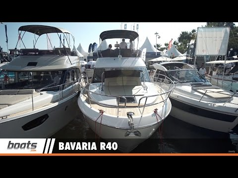Bavaria R40: First Look Video
