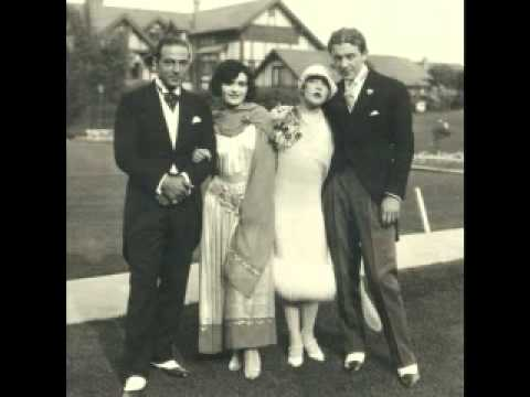 Tribute to Rudolph Valentino and Pola Negri