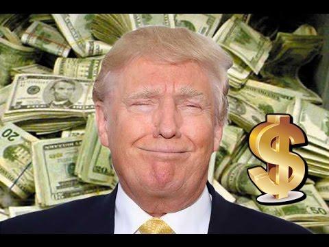 Los 5 Negocios Que Convirtieron a  Donald Trump En Millonario | Dato Curioso