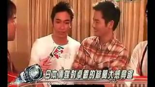 vietsub kevin cheng ron ng raymond lam in japan 2007