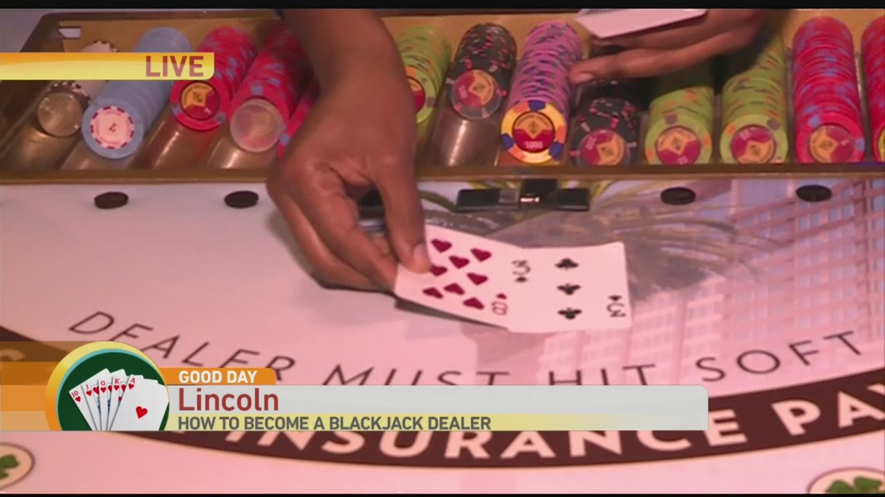 How to become a blackjack dealer in pa