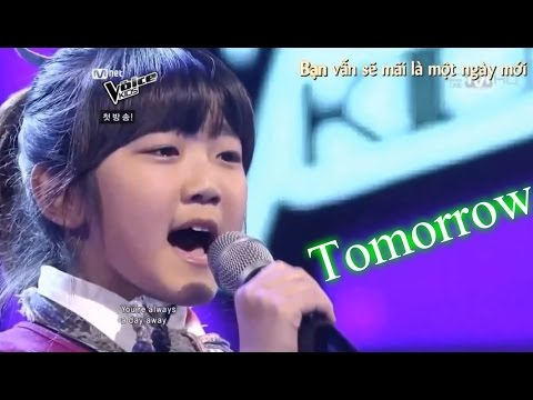 Tomorrow, Tomorrow I Love Tomorrow - Niña Coreana
