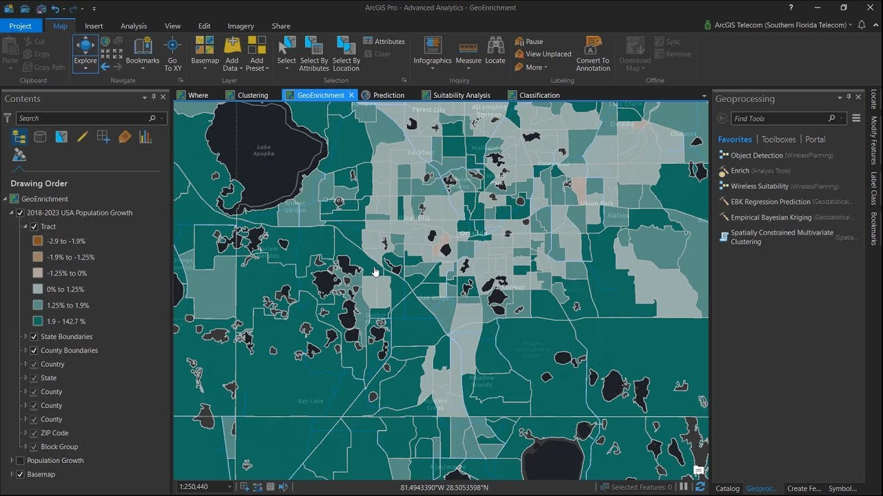 NextTech: AI, Big Data, Location Intelligence and Prediction Tools