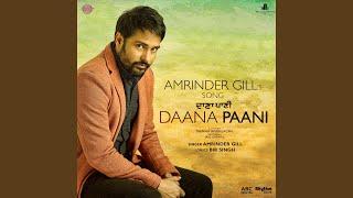 "Daana Paani (From ""Daana Paani"" Soundtrack)"