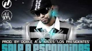 Lui-G - Sale A Escondidas (Prod. By Doble A & Nales) New 2009 con letra