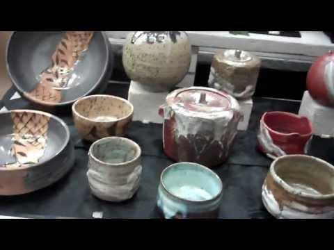 Oxford Ceramics Fair 2013 part 1