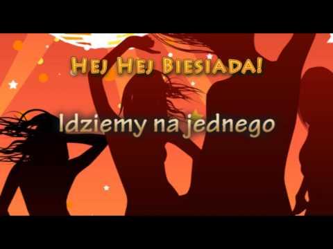 Weselne Hity - Idziemy na jednego - Muzyka Biesiadna - całe utwory - składanka na imprezę