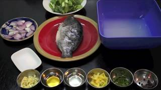 Pesang Isda Recipe - Pinoy Filipino Tilapia Fish