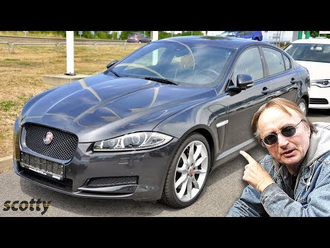The Truth About Buying a Jaguar Car