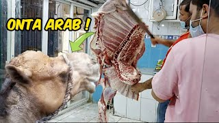 Suasana tempat penyembelehan hewan kurb4n dijeddah saudi arabia