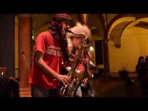 The Sound Of Violence (MINIGONNA - Live @ Vicolo Bolognetti - Burrito Mix)