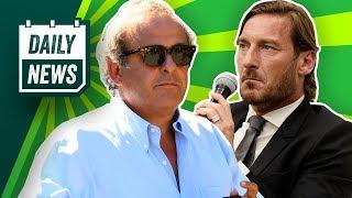 Neuer Torwart für Schalke? Joao Felix zu Atlético Madrid! Platini wegen Korruption in Gewahrsam!