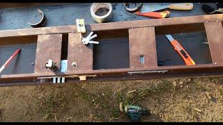 видео Утепление входных дверей, как правильно утеплить входную металлическую дверь
