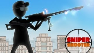 Sniper Shooter by Fun Games for Free - iPhone & iPad Gameplay Video HD