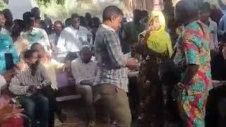 زولة مبدعة وصوت اجمل وجمهور احلي حفل اغاني سودانية 2020