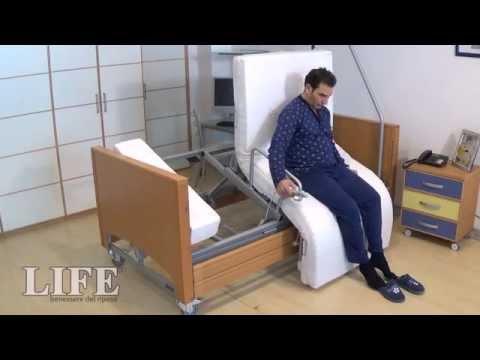 Sollevatore elettrico mobile per disabili doovi - Sollevatore letto ...