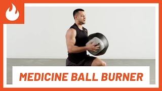 Slam Your Core with this 10-Min Medicine Ball Workout | BURNER | Mens Health