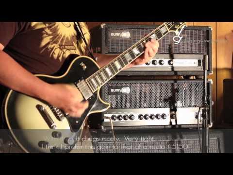 Shootout: Vintage Sunn Model T vs. Fender Re-Issue Model T