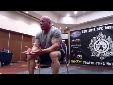 PTC Brisbane - Stan Efferding Q&A