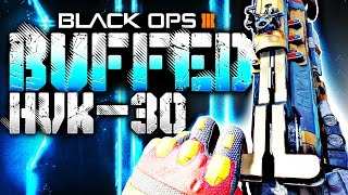 HVK-30 BUFFED! - Underrated Black Ops 3 Assault Rifle!