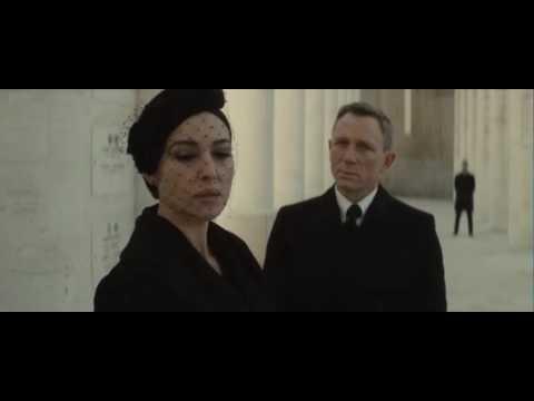Spectre  Monica Bellucci & Daniel Craig