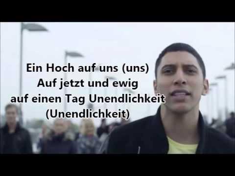 Auf Uns Andreas Bourani Lyrics youtube original