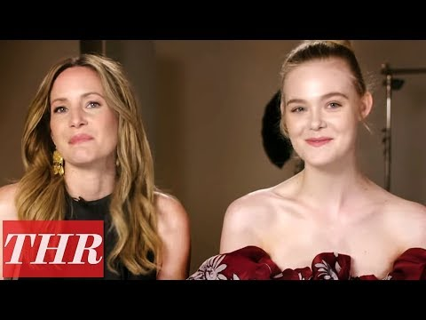 'The Beguiled' Star Elle ning & Stylist Samantha McMillen  THR