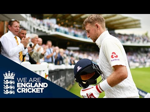 Joe Root's First Hundred As Captain V South Africa 2017 - Extended Highlights