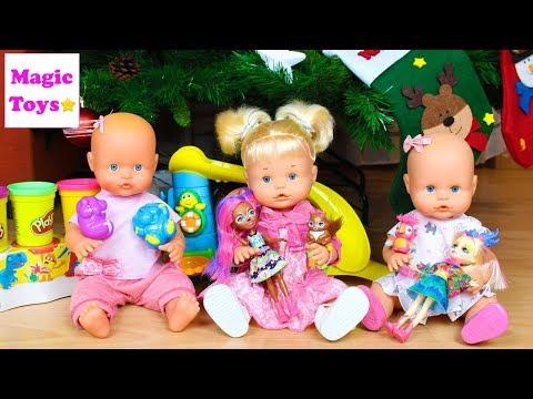 REGALOS REYES MAGOS de las Bebés NENUCO Hermanitas Traviesas Naia y Alice - Juguetes Sorpresa