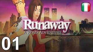 Runaway: A Road Adventure (ITA) - (01/15) - [Cap.1]